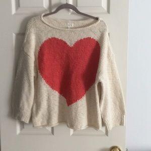 Lou & Grey ❤️ sweater